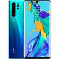 Huawei P30 Pro 4G 256GB 8GB RAM Dual SIM aurora blu 24mesi garanzia Italia europ