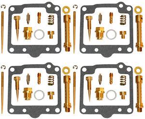79 YAMAHA XS1100 CARB REPAIR KITS 4 REPAIR KITS INCLUDE 20-XS1100BCR