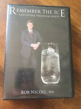 Remeber The Ice and Other Paradigm Shifts (audio book) Bob Nicoll