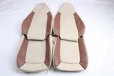 Custom Made 1996 - 2002 BMW Z3 Leather Seat Covers for Standard seats Two Tone