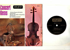 "JOHNNY GREGORY ORCH.CONCERT GEMS.UK ORIG 7"" EP & PIC/SL.EX"