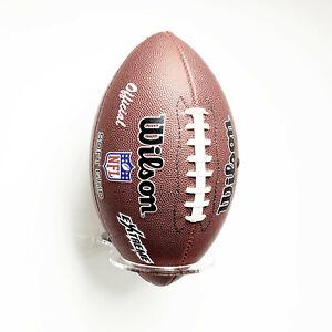 Portrait American Football Holder Wall Bracket
