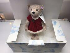 Steiff Red Riding Hood Romy Teddy Bear Limited Edition 035371 Christmas New