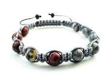 men's bracelet stone beads shamballa beaded wristband accessory gift boys mens