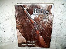 RIFLE 5/6 1975~RUGER MINI-14~T/C SENECA~22 HORNET~SAVAGE/ANSCHUTZ 1432~243 WIN
