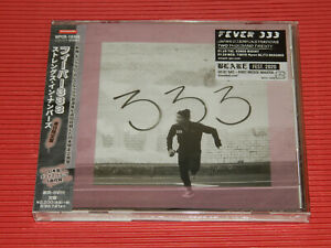 2020 FEVER 333 STRENGTH IN NUMB333RS JAPAN NEW EDITION 6 BONUS TRACKS CD