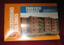 WALTHERS CORNERSTONE Parkview Terrace 933-3177  HO Scale NIB SEALED