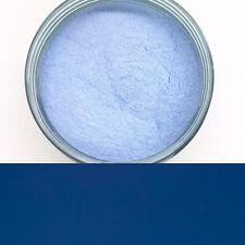 Bullseye Bleu Poudre Opal Fritte Grossier 25 G Fusible Fusion verre COE90 Bijoux