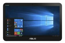 """Asus A41GAT 15.6"""" (Intel Celeron Dual-Core, 1.1GHz, 500GB HDD, 4GB RAM) All-in-one PC - Nero"""
