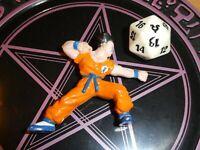 DRAGON BALL Z GT DBZ DBS TYPE AB TOYS RARE FIGURE/FIGURINE YAMSHA 1989 #04