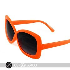 Orange Large Format Stylish Infinity Kids Girls Sunglasses Child Children K004