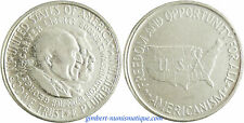 USA  ,  1/2  DOLLAR  ARGENT  CARVER  /  WASHINGTON  ,  1952  ,  SUPERBE