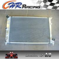 50MM 2ROW Aluminum Radiator for Ford Falcon BA BF V8 Fairmont XR8 & XR6 Turbo