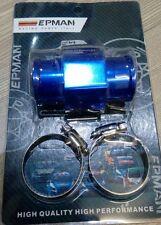 water temp gauge sender adaptor 30mm blue