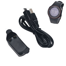 USB Charging Data Sync Cable Charger For Garmin Approach S3 GPS Golf Smart Watch
