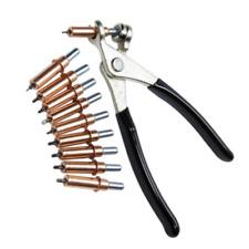 50 1//8 /& 50 5//32 Temporary Rivet Set for Body Panel Repair w// Pliers K3S100-2