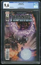💥THANOS #16 CGC 9.6 2019 MARVEL 1ST APP SILVER SURFER FALLEN ONE DONNY CATES💥