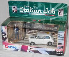 Corgi Mini Cooper 1:36 The Italian Job Car and Driver Figure Gold Bars 04441