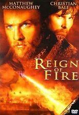 Reign of Fire 0786936191417 DVD Region 1