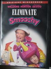 ELIMINATE SMOOCHY DVD SNAPPER