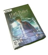 Harry Potter and the Half-Blood Prince PC Game: Windows  New