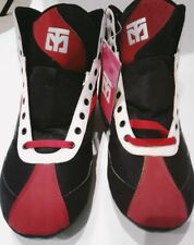 Mooto Red Tiger Fighter Martial Arts Shoes - Taekwondo Snickers - Free Shipping
