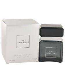 Very Valentino 100ml EDT Spray Mens Perfume Sealed Box Rare Discontinued