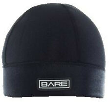 Bare Scuba Diving Kayak Surfing Snorkeling Neo Beanie Black Xl