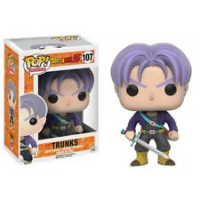 dragon ball z - hacia fuera pop 107 trunks