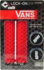 ODI Vans Lock On ATB Grips BMX MTB Hybrid Bike No Flange Black Red White Blue
