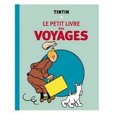 Las aventuras de Tintín: El pequeño libro de los viajes (Hergé) Francés