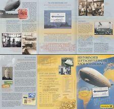 Erinnerungsblatt 2/2007 LZ 127 Graf Zeppelin (MiNr.Block 69)