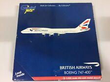 1:400 Gemini Jets British Airways Boeing B747-400 JC wings NG hogan Phoenix