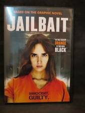 """DVD Jail Bait Based on the Graphic Novel """"In the vein of Orange is the new Black"""