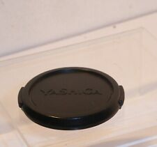 Authentic Yashica 52mm Snap On Lens Cap