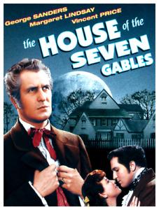 16mm Film: THE HOUSE OF SEVEN GABLES (1940) Vincent Price - 45 MINUTE DIGEST