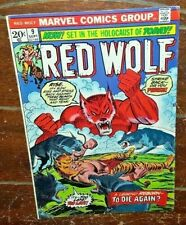 Red Wolf #9, (1973, Marvel): A Legend Reborn!