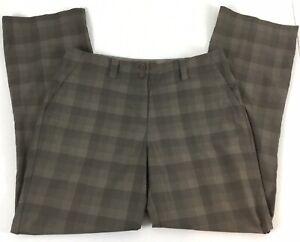 Nike Golf Dri Fit Pants Size 12 Brown