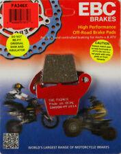 EBC Rear brake pads for Honda CRF150 R/X-CRF450 R/X CR125R CR250R FA346X 61-2346