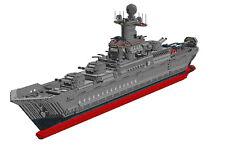 Lego USS Warship ~25900pcs - Plans - Digital Design - No Bricks!
