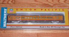 HO 932-9530 Walthers 1st Ed ACF Coach Union Pacific Passenger Car MIB
