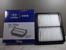 GENUINE HYUNDAI ELANTRA HD SEDAN 2.0L PETROL ALL MODEL AIR FILTER 2006 ~ 2012