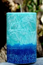 200hr DRIFTWOOD, SAGE & SEA SALT Mens Nautical CANDLE Manly Fathers Day Gifts