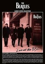 The Beatles Live At The BBC Album Cover Postcard Picture Gift Idea 100% Official
