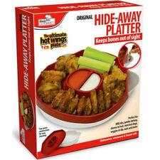 HANDY GOURMET HIDE-AWAY PLATTER