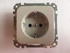 Merten System Basis Schuko Steckdose lichtgrau für M1 /Atelier/Epoca 234429