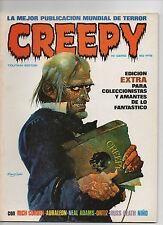 CREEPY Comics de terror
