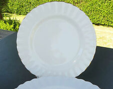 SINGLE / ONE ROYAL ALBERT BONE CHINA VAL D'OR TEA / SIDE PLATE 16CM PRE-OWNED