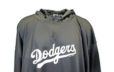 Los Angeles Dodgers 1/4 Zip Hoodie