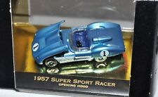 Micro Machines Collector Edition Corvette 1957 Super Sport Racer MOC galoob 1998